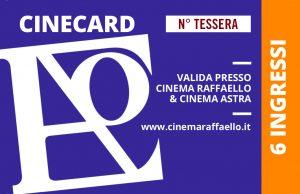 cinecard sito
