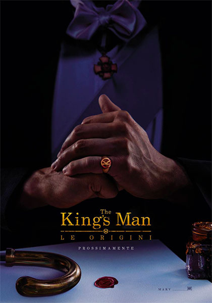 THE KINGS MAN